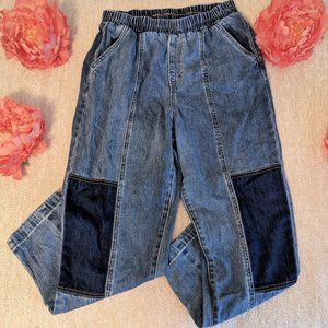 Shein High-Waisted Mom Jeans Size Large